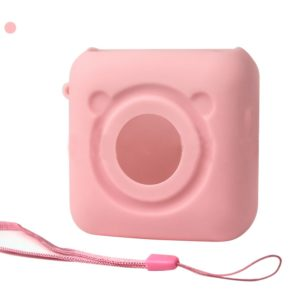 Coque silicone rose