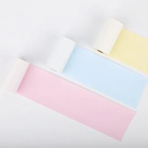 Papier couleur x3 pour Peripage